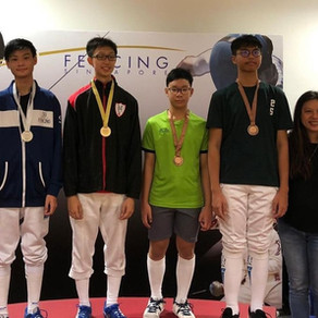 Novices Fencing Championships 2020