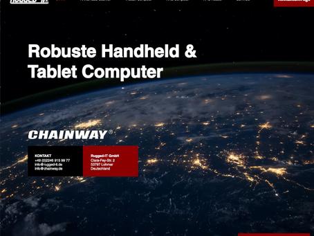Neue Rugged-IT Webseite ist Online !