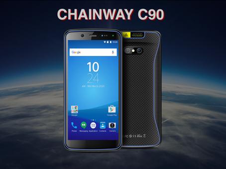 Die neuen Chainway C90 sind eingetroffen !