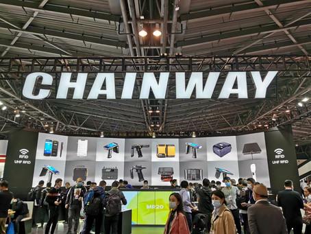 Chainway stellt auf der IoT 2021 in Shanghai aus !