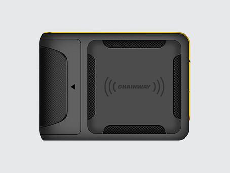 CHAINWAY stellt neuen mobile UHF RFID Lesegerät vor