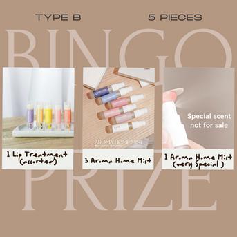 Bingo Prize Type B
