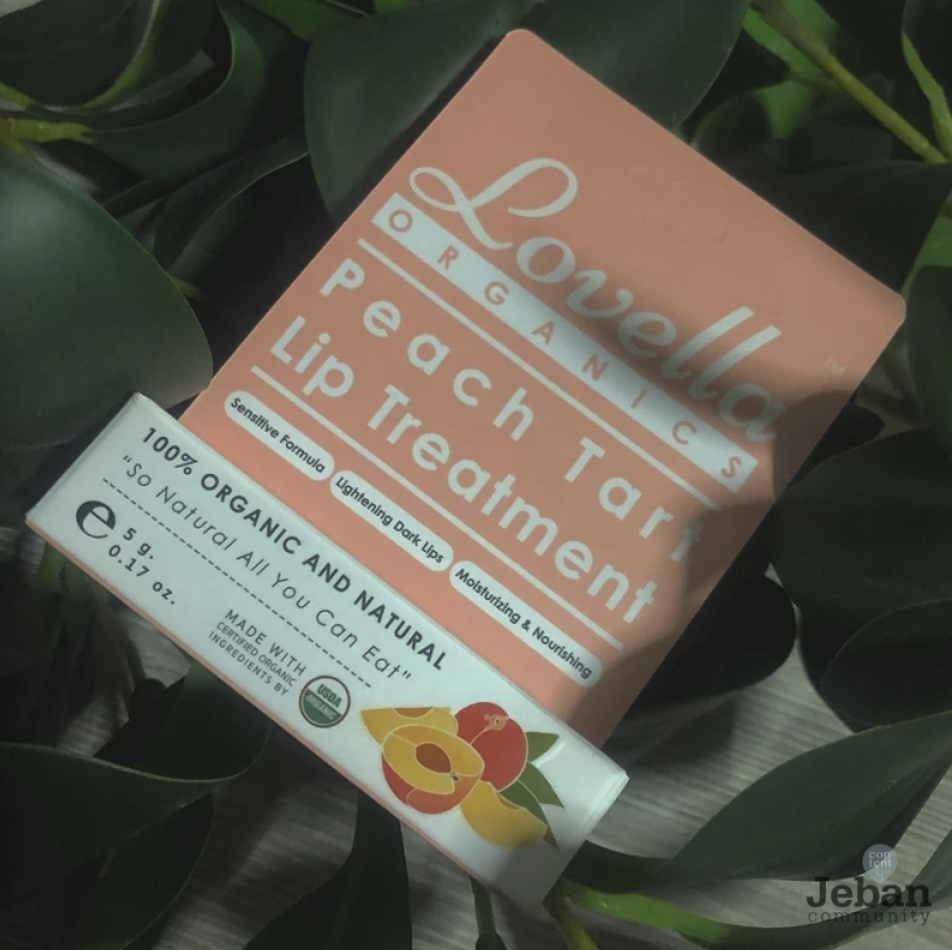 Lovella ORGANICS Lip Treatment ลิปออร์เเ