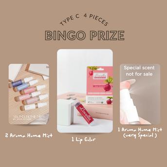 Bingo Prize Type C