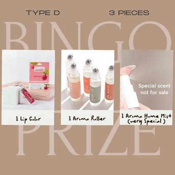 Bingo Prize Type D