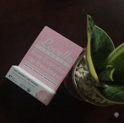 MY LOVE LIP  Lovella Organics Rose Cupca