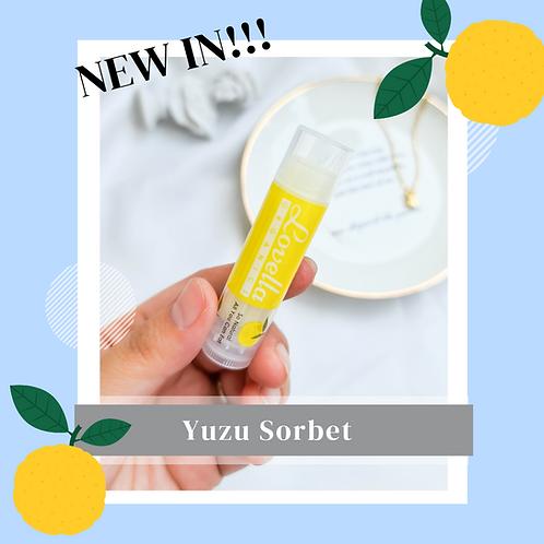 Yuzu Sorbet Lip Treatment