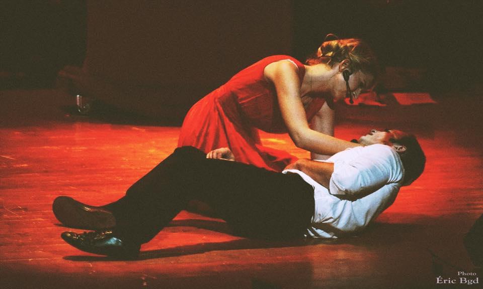 """Comédie musicale """"D'Ombres et de Sang"""""""