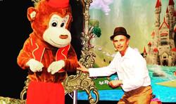 Lez dans spectacle Disney