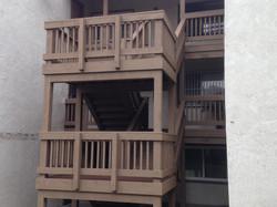 Cinnamon Hollow Staircase