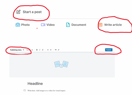 LinkedIn Post vs. LinkedIn Article: What's the difference?