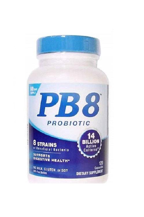 Probiótico PB8 com 120 cápsulas