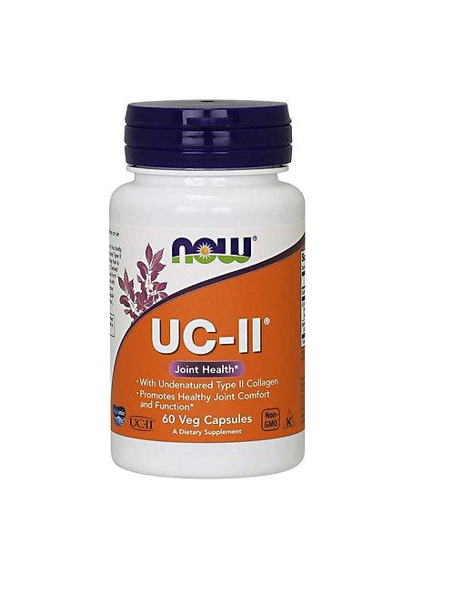 UC-II de 40mg com 60 cápsulas