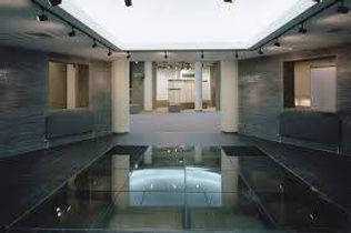 カラコルム博物館室内風景