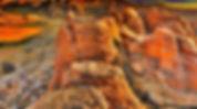 目の治癒の泉が湧き出ているバガ・ガザリン・チュルー