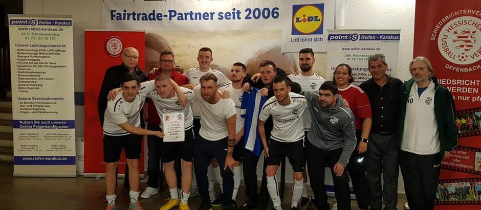 Sparta Bürgel gewinnt Reifen-Karakus-Cup 2020