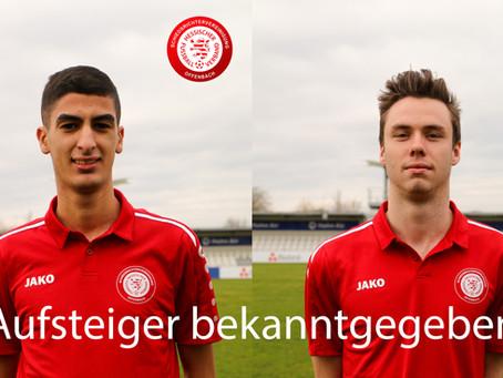 Zwei Aufsteiger aus dem Kreis Offenbach