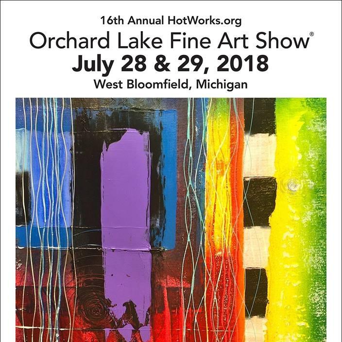Orchard Lake Fine Art Fair- Saturday
