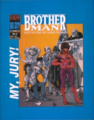 Brotherman: Issue #2