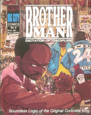 Brotherman: Issue #3