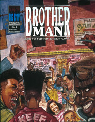Brotherman: Issue #4