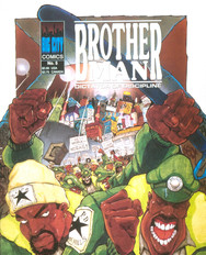 Brotherman: Issue #5