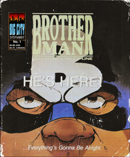 Brotherman: Issue #1