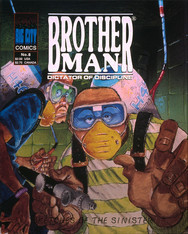 Brotherman: Issue #8