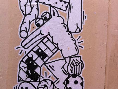 En attendant Banksy...