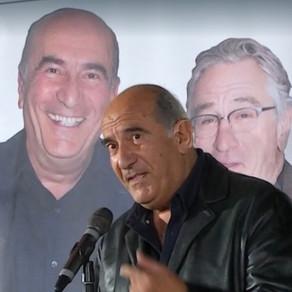 La voce di De Niro De Sando ricorda Gigi Proietti con un video inedito di Nun je dà retta Roma