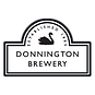 The logo for Donnington Brewery