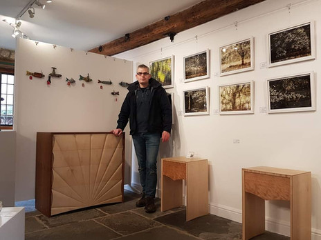 In residence: The Gallery at the Guild