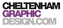 cheltenham graphic design logo