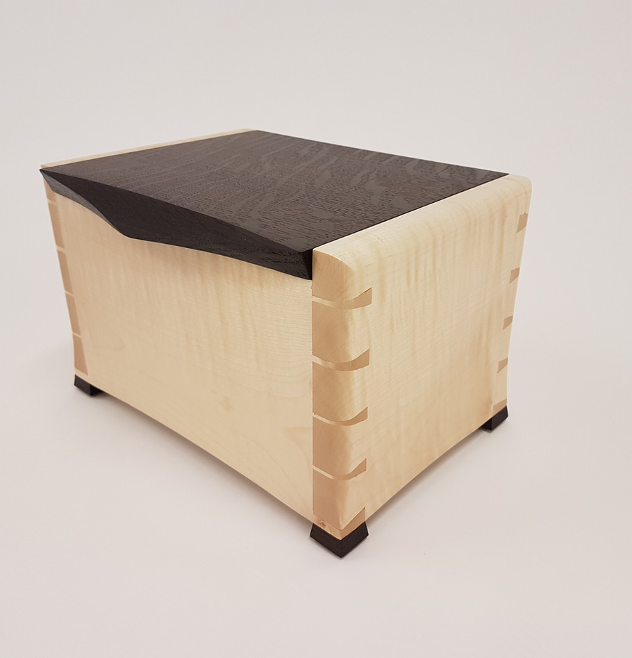 Jewellery Box Sycamore