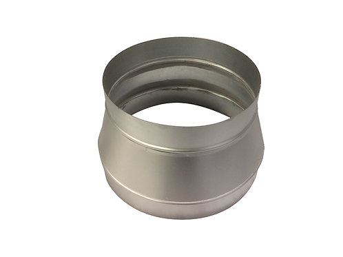 200mm to 150mm Reducer - Round to Round