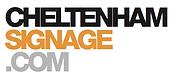 cheltenham signage logo
