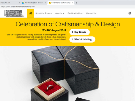 Celebration of Craftsmanship and Design