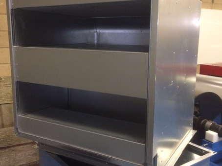 Galvanised Ductwork Gloucestershire