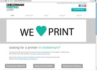 CheltenhamPrinting.Com