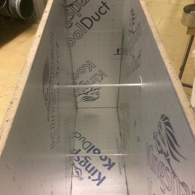 rectangular koolduct
