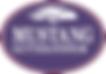 mustang gutter system logo