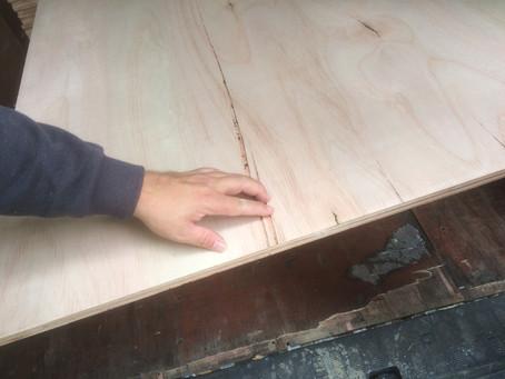 Plywood Hoarding vs OSB