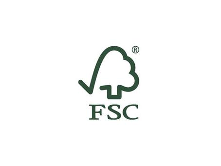 FSC timber hoarding