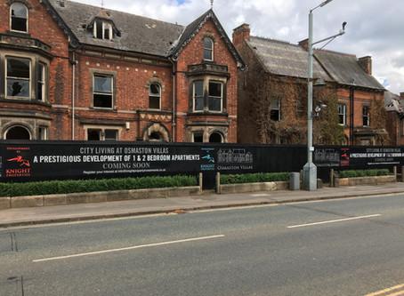 Dibond fitters - ACM fitters - Birmingham