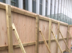 Timber frame supports