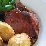 Roast Sunday lunches - book early!
