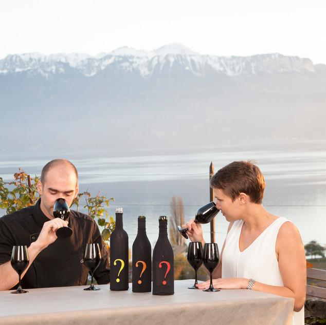 Weinunterhaltung