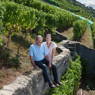 Chantal et Marc-Henri Duboux