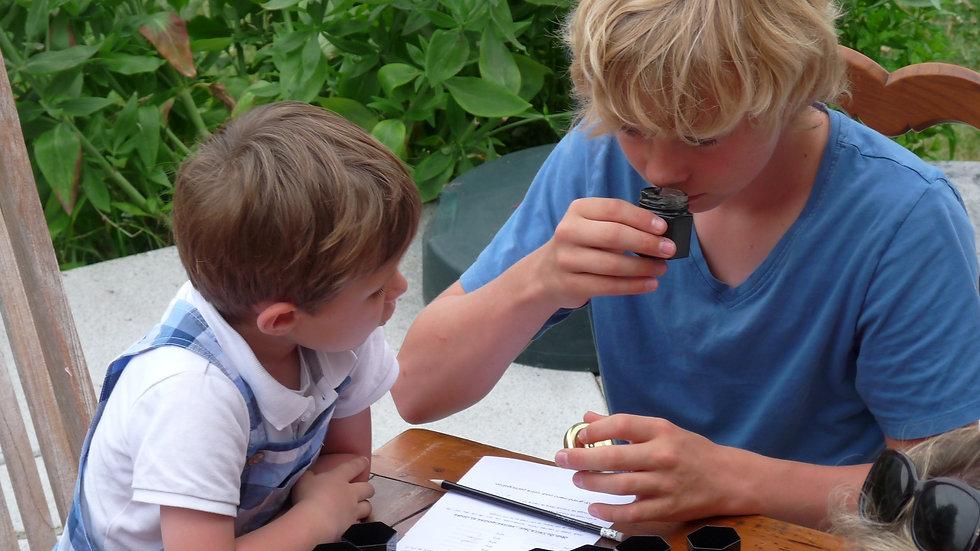 L'Atelier des sens pour les petits & les grands