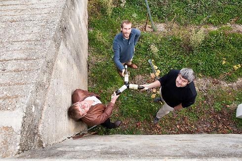 Yves Porta Jean duboux et Guillaume Pott